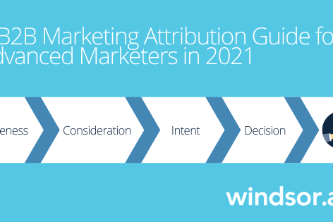 b2b marketing attribution guide 2021