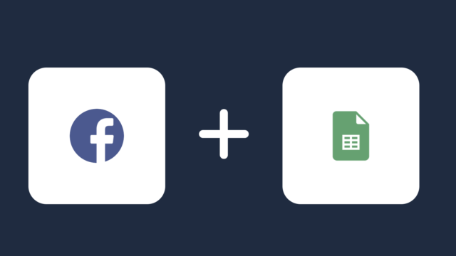 facebook google sheets2