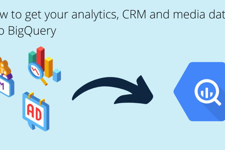 analytics crm media data to powerbi