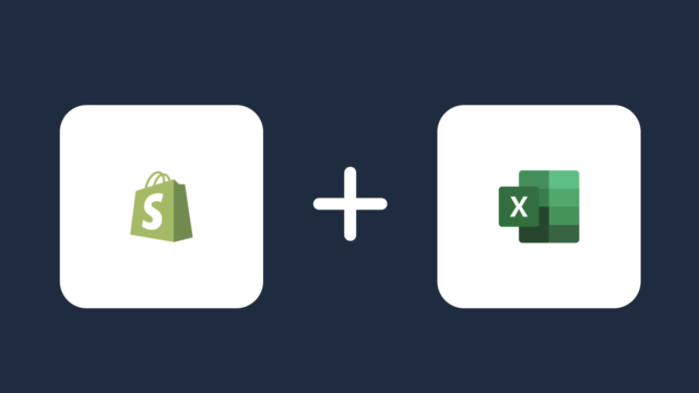 shopify to excel