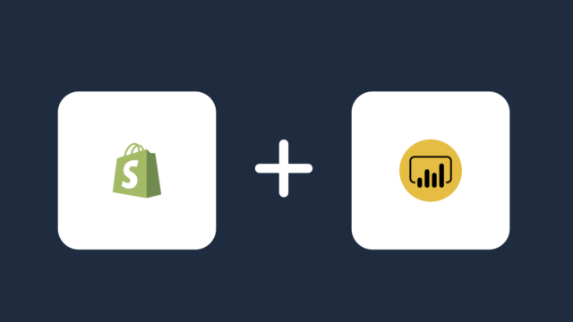 shopify to power bi
